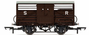 R6827 - Hornby SR Dia 1529 Cattle Wagon '53767'