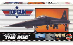 "Airfix - Top Gun F5-E Tiger II ""THE MIG"" - 1:72 (A00502)"