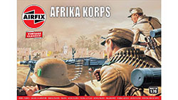 Airfix Vintage Classics - WWII Afrika Corps (A00711V)