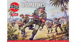 Airfix Vintage Classics - WWII US Marines (A00716V)