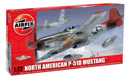 Airfix - North American P51D Mustang - 1:72 (A01004)
