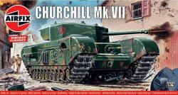 Airfix - Churchill MkVII Tank - 1:76 (A01304V)