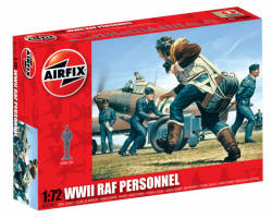 Airfix - WW2 British Commandos - A01732