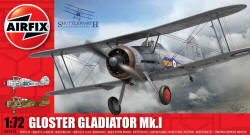 Airfix - Gloster Gladiator - 1:72 (A02052)