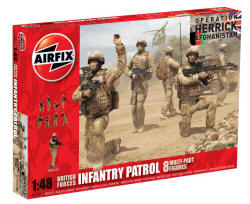 Airfix - A03701 - British Army Troops 1:48