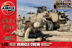 Airfix - British Vehicle Crew 1:48 (A03702)