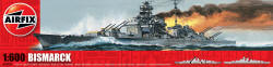 Airfix Model Kit - Bismarck (A04204)