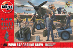 Airfix - WWII RAF Ground Crew - 1:48 (A04702)