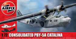 Airfix - Consolidated PBY-5A Catalina Flying Boat - 1:72 (A05007)