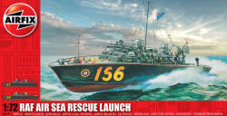 Airfix - RAF Rescue Launch 1:72 (A05281)