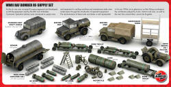 Airfix - Bomber Re-supply Set 1:72 (A05330)