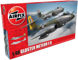 Airfix - Gloster Meteor F8 - 1:48 (A09182)