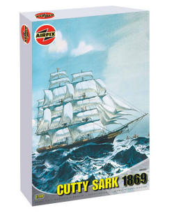 Airfix Model Kit - Cutty Sark 1869 - A09253