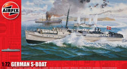 Airfix - German S Boat - 1:72 (A10280)
