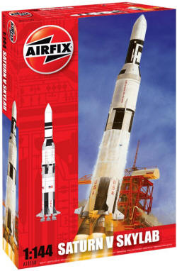 Airfix - Apollo Saturn V Skylab (A11150)