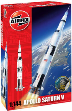 Airfix - Apollo Saturn 5 Rocket - Gift Set (A11170)