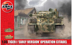 Airfix - Tiger-1, Early Version - Operation Citadel - 1:35 (A1354)
