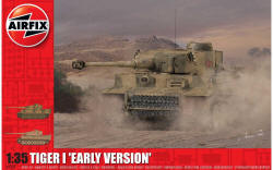Airfix - Tiger 1, Early Production Version - 1:35 (A1357)