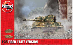 Airfix - Tiger-1, Late Version - 1:35 (A1364)