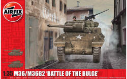 Airfix - M36 / M36B2, Battle of the Bulge  - 1:35 (A1366)