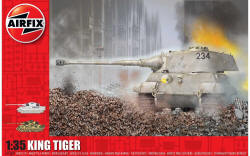 Airfix - King Tiger - 1:35 (A1369)