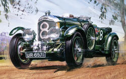 Airfix - 1930 4.5 Litre Bentley - 1:12 (A20440V)