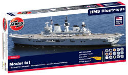 Airfix - Model Kit - HMS Illustrious - A50059