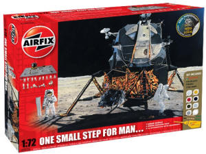 Airfix - One Small Step For Man - Kit (A50106)