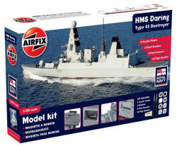 Airfix - HMS Daring Type 45 Destroyer Gift Set - 1:350 (A50132)