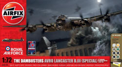 Dambusters Lancaster Gift Set 1:72 (A50138)