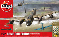 Airfix - BBMF Collection Gift Set - 1:72 (A50158)