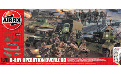 Airfix - D-Day 75th Anniversary Operation Overlord Set (A50162A)