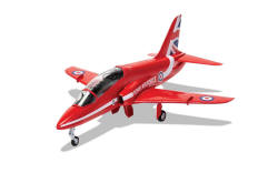 Airfix - Small Beginners Set Red Arrows Hawk - 1:72 (A55002)