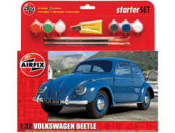 Airfix - VW Beetle Starter Set - 1:32 (A55207)