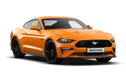 Airfix - Quickbuild Ford Mustang GT (AJ6036)