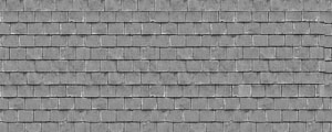 Art Printers - Grey Roof Tiles - BM62