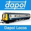 Dapol Model Railway ocomotives - Diesel / Electric / Steam