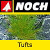Noch Tufts - Model Railway Scenery