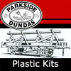 Parkside Dundas Model Railway Plastic Kits - Wagon Kits - Model Railway Shop