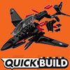 Airfix Quick Build Kits - Goes together just like Lego Kits