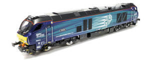 4D-022-008S - Dapol Class 68 Astute 68003 DRS Early Service with sound