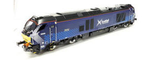 4D-022-009S - Dapol Class 68 Daring Scotrail (Late/Modified) with sound