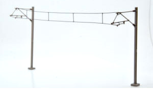 Dapol 00 Caternary Wires (337mm) - OOWIRE1