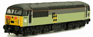 2D-004-004D - Dapol N-Gauge - Class 56 016 Railfreight Coal (DCC-Fitted)