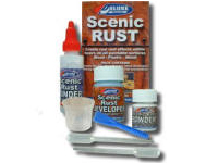 Deluxe Materials - Scenic Rust Kit - BD27
