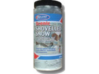 Deluxe Materials - Scenic Shovelled Snow 500g - BD-26