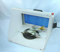 New Modellers Shop - Model Railway Shop - Expo Tools - AB500 Portable Spray Booth