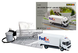 FA161488 - Faller - Car System - Mercedes Benz Atego Fed-Ex Lorry (HO Gauge)