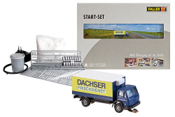 162007 - Faller - Car System Start-Set - Mercedes Benz SK Lorry - Dachser (N-Gauge)