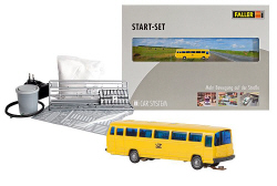 162008 - Faller - Car System Start-Set - Mercedes-Benz O302 Post Bus (WIKING) (N-Gauge)